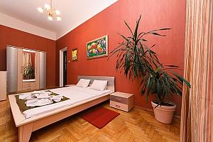 Відмінні апартаменти біля готелю Hilton, 2-кімнатна, 001