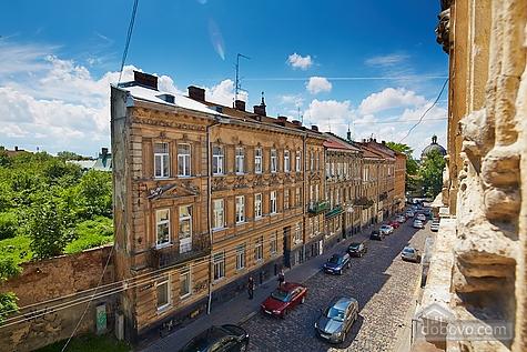 Оригинальные апартаменты, 2х-комнатная (12312), 014