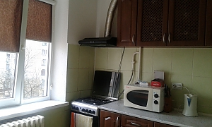 Modern apartment, Zweizimmerwohnung, 004
