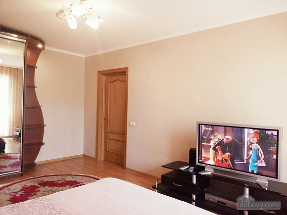 Cozy modern apartment near to Heroiv Dnipra station, Deux chambres (92436), 011