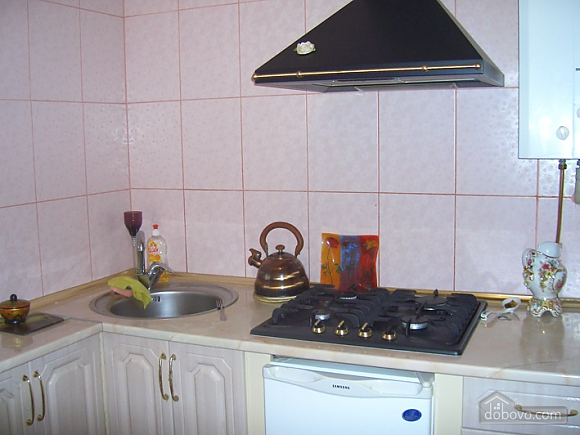 Apartment near to Azovske sea in the center with Wi-Fi, Studio (64450), 002
