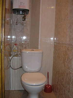 Квартира біля Азовського моря в центрі з Wi-Fi, 1-кімнатна, 003
