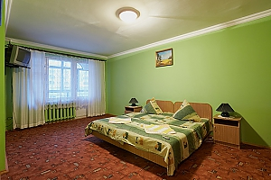 Квартира-студия, 1-комнатная, 001