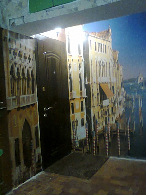 Youth-style apartment in Venice style, Studio, 012