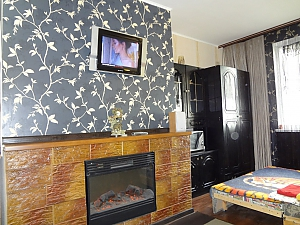 Romantic studio apartment with fireplace for two, Studio, 002