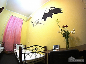 Bed in 5-beds hostel, Monolocale, 001