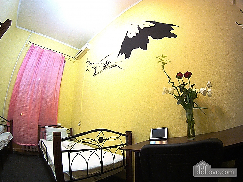 Bed in 5-beds hostel, Monolocale (66944), 001