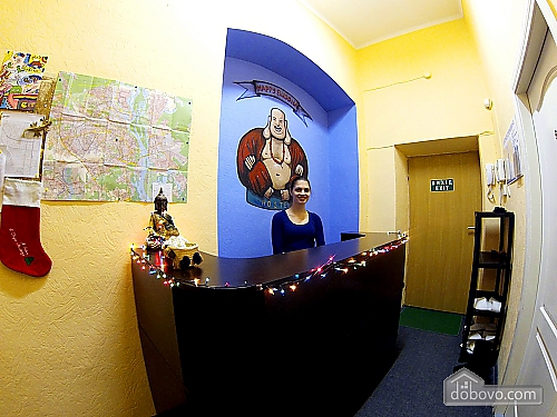Bed in 5-beds hostel, Monolocale (66944), 002