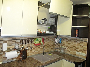 Apartment near Nyvky metro station, Un chambre, 001