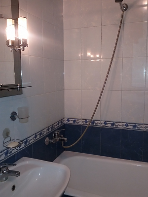 Apartment near Nyvky metro station, Un chambre, 002