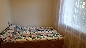 Apartment near Nyvky metro station, Un chambre, 006