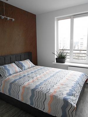 Сучасна квартира, 2-кімнатна, 002