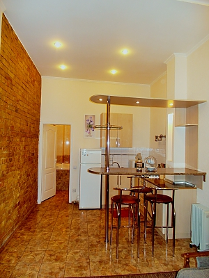 LUX-apartment for 5 Arena-city, Zweizimmerwohnung, 004