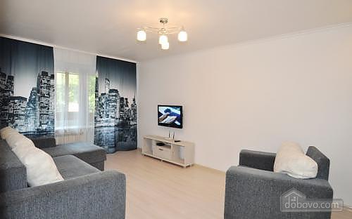 Апартаменты люкс в современном стиле, 2х-комнатная (34470), 001