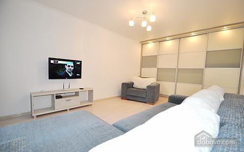 Апартаменты люкс в современном стиле, 2х-комнатная (34470), 002