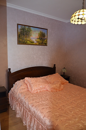 Deluxe suite with double bed, Monolocale, 001