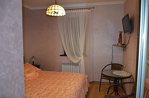 Deluxe suite with double bed, Monolocale, 006