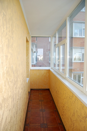 Apartment in a new building with renovation in the center, Studio, 009