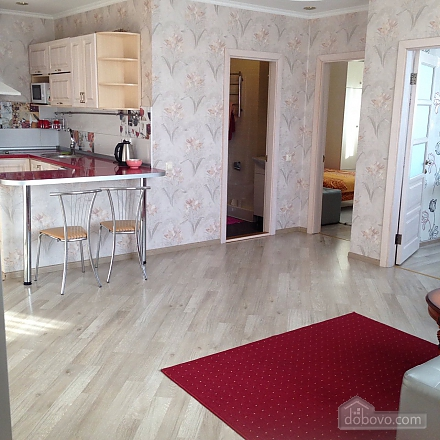 Apartment with 2 separate bedrooms, Dreizimmerwohnung (58388), 002