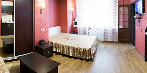 Апарт-готель, 1-кімнатна, 004