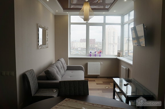 New apartment on Poznyaky, Un chambre (82556), 003