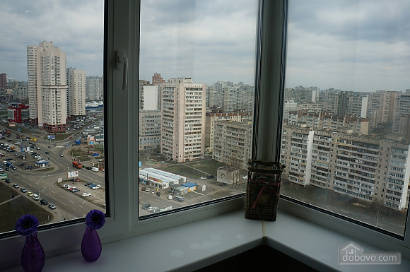 New apartment on Poznyaky, Un chambre (82556), 010