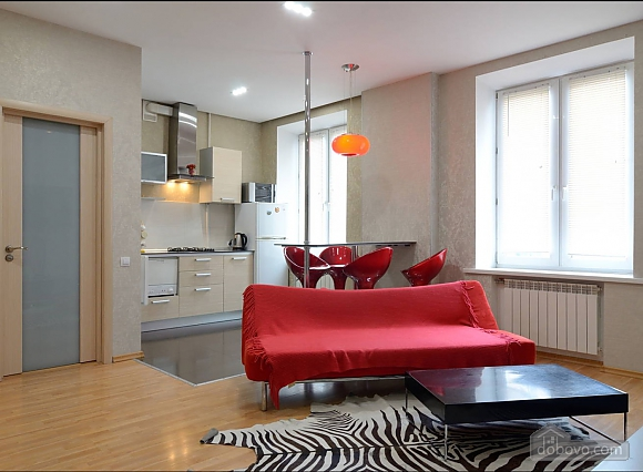 Apartment in the city center, One Bedroom (13910), 003