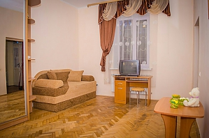 Good apartment for 4 people, Studio, 003