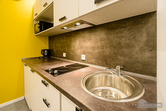 New spacious apartment with city views, Una Camera (87217), 010
