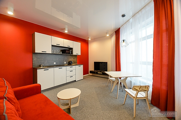 Modern apartment with a panoramic view, One Bedroom (27746), 002