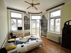 Apartment with separate bedrooms and lovely views, Vierzimmerwohnung, 001