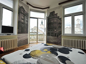 Apartment with separate bedrooms and lovely views, Vierzimmerwohnung, 004