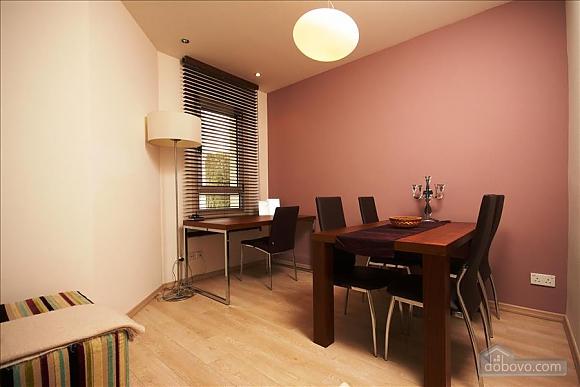 Покращені апартаменти з видом на сад з однією спальнею, 2-кімнатна (43961), 002