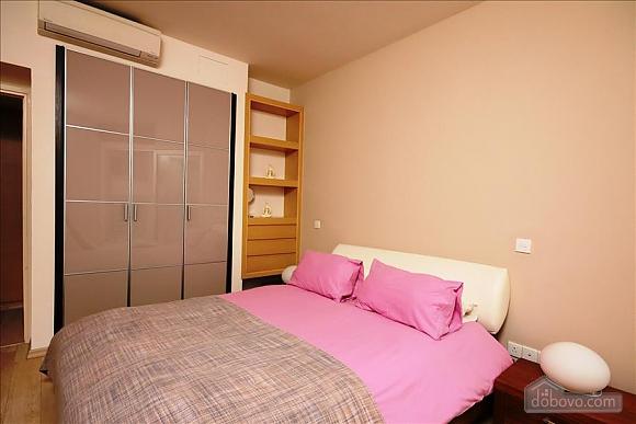 Покращені апартаменти з видом на сад з однією спальнею, 2-кімнатна (43961), 006