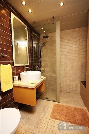Покращені апартаменти з видом на сад з однією спальнею, 2-кімнатна (43961), 008