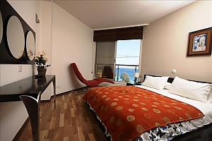 Superior One Bedroom Apartment Side Sea View, Un chambre, 002