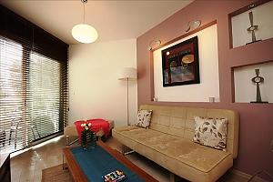 Двухкомнатная квартира на первом этаже, 2х-комнатная, 001