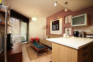Двухкомнатная квартира на первом этаже, 2х-комнатная, 002