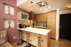 Двухкомнатная квартира на первом этаже, 2х-комнатная, 003