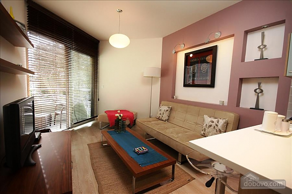 One bedroom apartment with side sea view, Un chambre (45817), 001