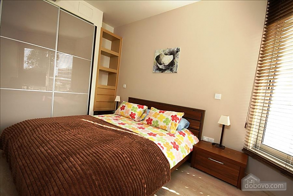 One bedroom apartment with side sea view, Un chambre (45817), 013