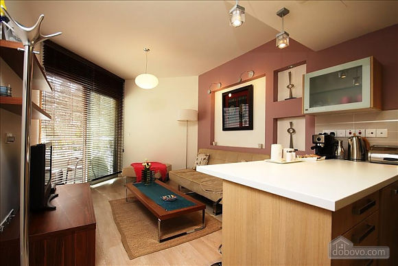One bedroom apartment with side sea view, One Bedroom (99799), 006