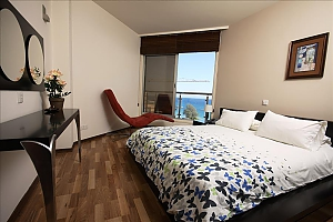 Superior One Bedroom Apartment Side Sea View, Un chambre, 001