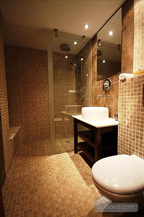 Покращена двокімнатна квартира з боковим видом на море, 2-кімнатна (97706), 007