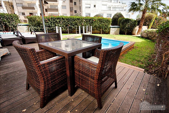 Superior one bedroom apartment side sea view with private pool, Un chambre (88986), 006