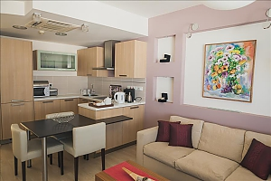 Two bedroom apartment with side sea view, Two Bedroom, 003