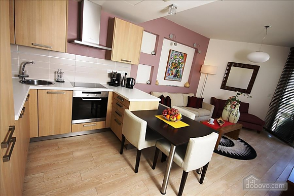 Two bedroom apartment with side sea view, Two Bedroom (33627), 001