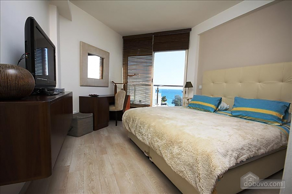 Two bedroom apartment with side sea view, Deux chambres (33627), 008