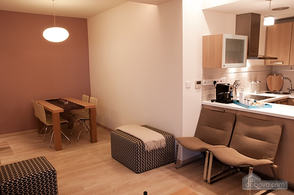 Superior one bedroom apartment with view on garden, One Bedroom (17837), 004