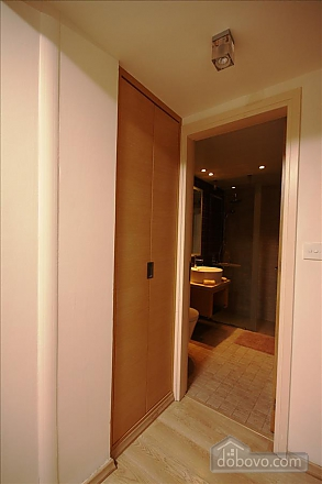 Superior one bedroom apartment with view on garden, Un chambre (17837), 011